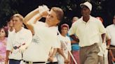When Michael Jordan competed in Western Amateur, played with Phil Mickelson and got beat by 32