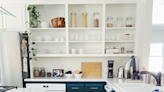 Space of the Week: This San Diego Kitchen Reno Included Painting the Countertops 'Marble'