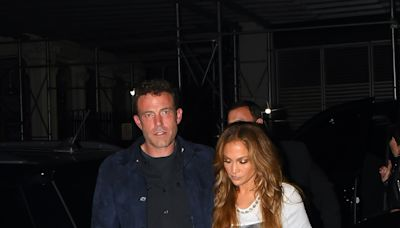 Ben Affleck Reportedly Flew From LA to NYC Just to Watch Jennifer Lopez Perform