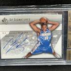 甜瓜Carmelo Anthony 2003-04 sp 新人簽名卡 bgs9.5