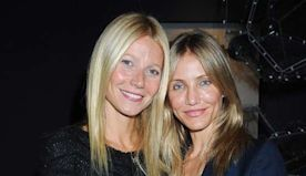 Gwyneth Paltrow 'Excited' for Cameron Diaz Becoming a Mom