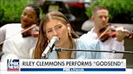 Riley Clemmons performs 'Godsend' on 'Fox & Friends'