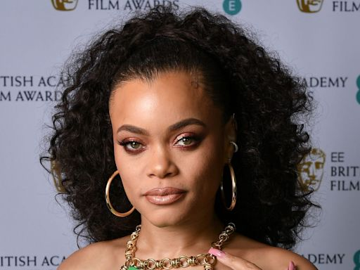 Andra Day Says It's a 'Little Overwhelming' to Be Nominated for an Oscar Alongside Viola Davis