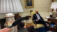 Biden: 'Prepared to negotiate,' on infrastructure