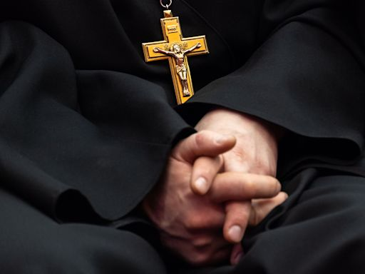 Italian priest arrested for allegedly stealing $120,000 from church to buy drugs for sex parties he hosted