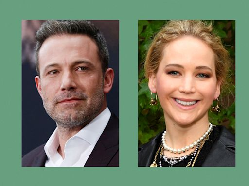 Jennifer Lawrence's reaction to Ben Affleck and J.Lo's reunion is priceless