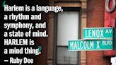 HARLEM WEEK 2021: Impactful and memorable, uptown inspires quotes