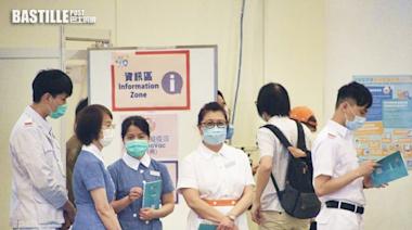 瑪麗醫院擬設「抗疫加油站」 接種首劑新冠疫苗送湯券 | 社會事