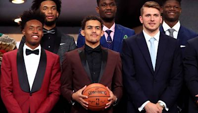 Trae Young, Luka Dončić reminding Bulls what might have been