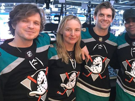 The Mighty Ducks Cast Reunite 26 Years After the Original Movie