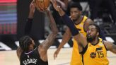 Utah Jazz-LA Clippers buzz: Jazz blown out in Game 4, Jerry West eclipses the logo, Kawhi Leonard posterizes Derrick Favors