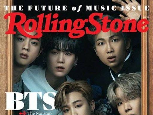 BTS再創里程碑!登美《Rolling Stone》封面 成亞洲團體第一人