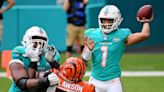 Dolphins activate Tua Tagovailoa, elevate two practice squad WRs