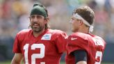 Rodgers, Packers start joint practices with Jets