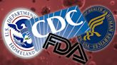 CDC, FDA, HHS: The federal agencies fighting the coronavirus