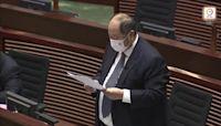 議員批反對派將共產黨污名化 促港府加強宣傳