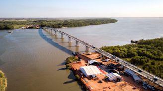 Long-awaited bridge over River Gambia inaugurated