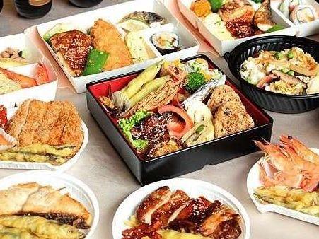 防疫不忘美食 台南山珍x海味特色便當 吃出滿滿府城風味