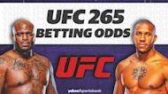 Betting: UFC 265 Best Bets