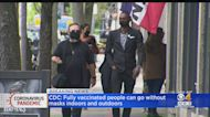 CDC: Fully Vaccinated People Can Go Without Masks Indoors And Outdoors