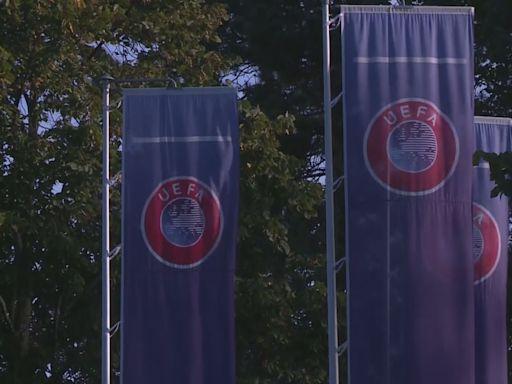 歐洲足協向九間歐超聯球會處以罰款