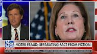 Tucker Carlson calls out Trump attorney for failing to provide evidence of voter fraud