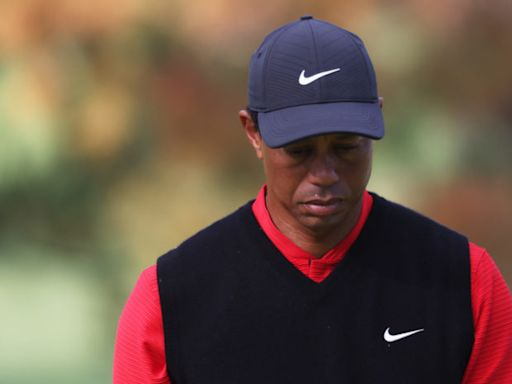 Report: There Was 1 Sole Cause Of Tiger Woods' Car Accident