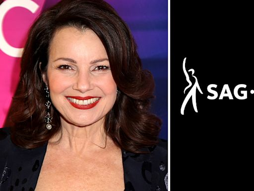 """Fran Drescher On Running For SAG-AFTRA President: """"Everything That I Have Done In My Life Has Led Me..."""