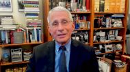 Dr. Fauci surprised by public anger towards him: 'Real jolt and a shock'