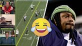Marshawn Lynch Dropped The F-Bomb On ESPN During Monday Night Football & It Was Hilarious