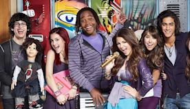"""Ariana Grande, Victoria Justice and the Rest of the """"Victorious"""" Cast Celebrate the Show's 10th Anniversary"""