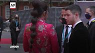 Priyanka Chopra Jonas' readjustment to red carpet life