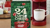 Keurig launches 24 Cups of Cheer advent calendar