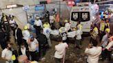Religious festival stampede in Israel kills 45, hurts dozens