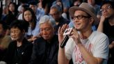 Hong Kong pop star Anthony Wong arrested for singing at rally