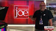 Morning Joe bids farewell to Gonzo