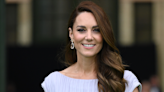 Kate Middleton's latest red carpet dress is an outfit repeat