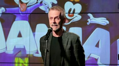 Voice actor Rob Paulsen on his iconic roles, from Animaniacs to Rick and Morty