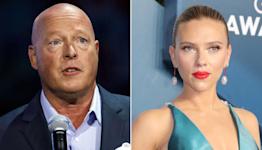 Disney CEO Defends Company amid Scarlett Johansson Lawsuit: Talent Is Our 'Most Important Asset'