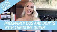 Chrishell Stause Slams Claims She Didn't Send Christine Quinn a Baby Gift