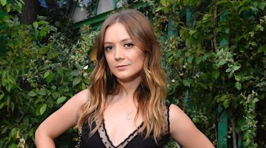 Billie Lourd Shares Beautiful Photo From When She Was Pregnant With Son Kingston