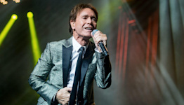 'Darling, we're the young ones.' Sir Cliff Richard proves he has still got the moves
