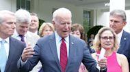 Biden, senators announce agreement on infrastructure