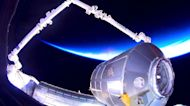 'Space junk' crashes into and damages part of International Space Station