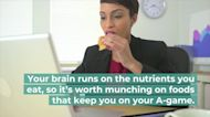 6 Foods That Boost Brain Power, According to Science