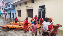 Uttarakhand: At least 46 killed in floods in Himalayan state