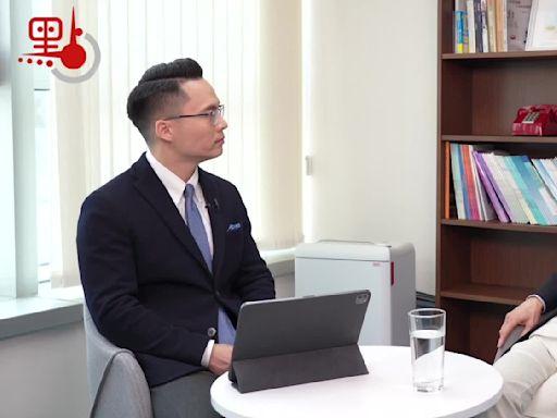 《俾我兩分鐘》精華片段- 專訪立法會前主席曾鈺成 「新發展區」與「新市鎮」的大不同