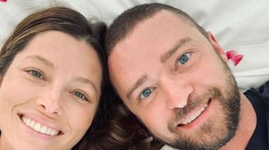Lance Bass Says Justin Timberlake and Jessica Biel's New Baby Is 'Cute' — but Won't Reveal Name!