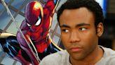 Community's Season 2 Donald Glover Spider-Man Easter Egg Explained