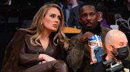 Adele Sits Courtside With Boyfriend Rich Paul at Lakers Game